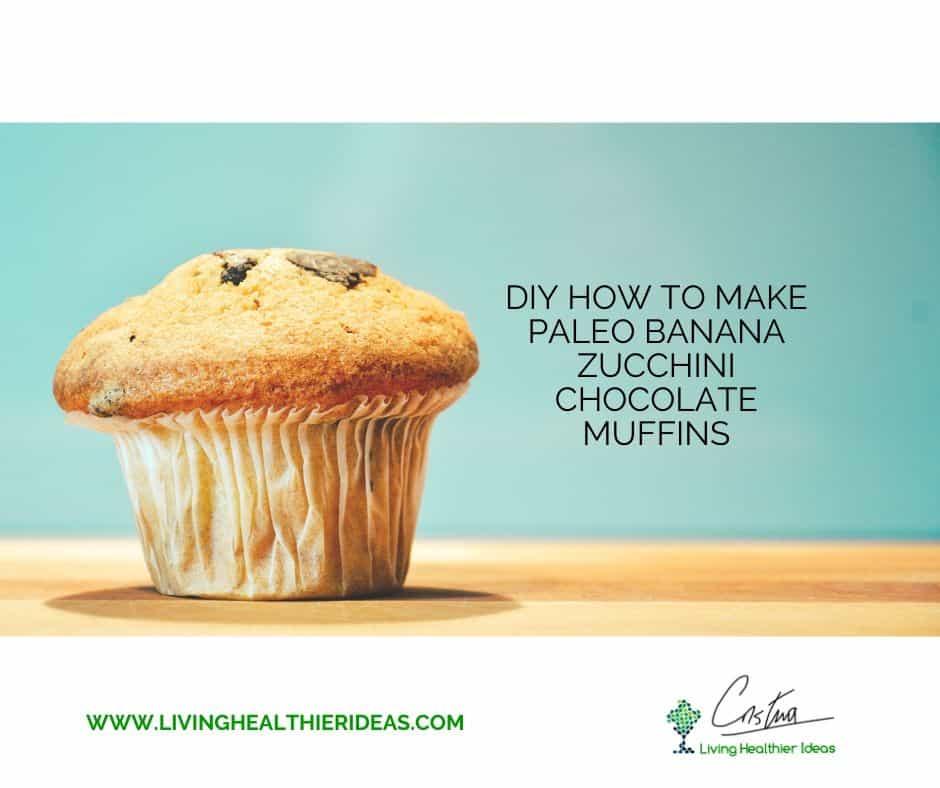 How-to-make-paleo-banana-zucchini-chocolate-muffins