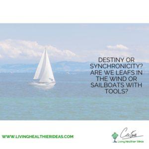Destiny or synchronicity