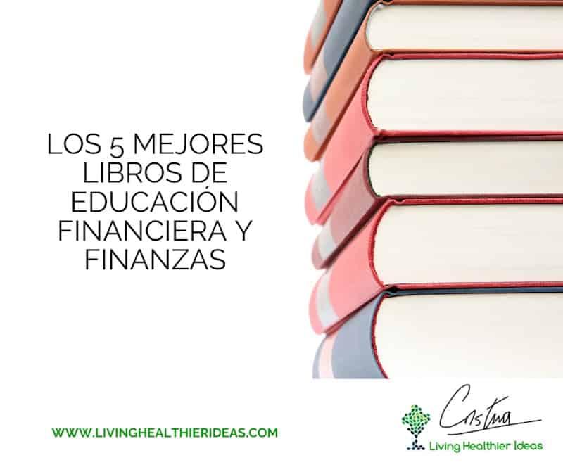 libros de Educación Financiera y Finanzas