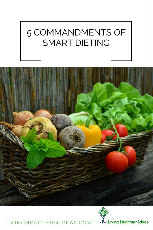 5-commandments-smart-dieting