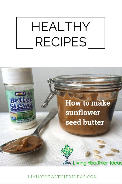 healthy-recipe-sugar-free-sunflower-seed-butter